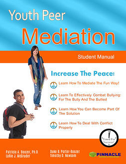 Youth Peer Mediation Manual - Student Guide