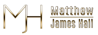 Gospel singer Matthew James Hall logo