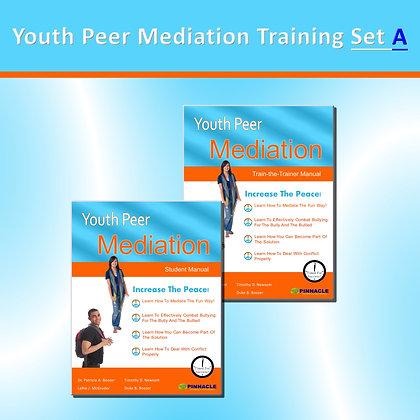 Youth Peer Mediation Training Kit - School Mediation Club Kit (12 Pack)