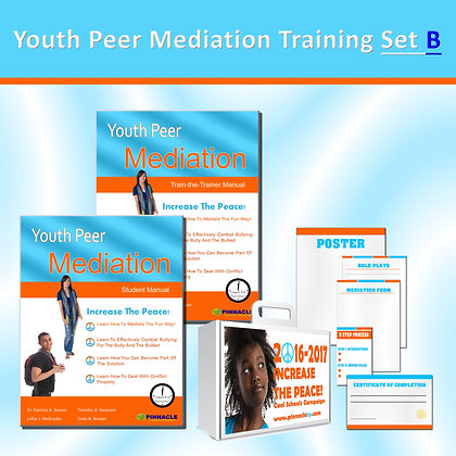 Youth Peer Mediation Training Set (B)