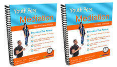 Youth Peer Mediation, youth mediation, school mediation, solutions for bullying,  mediation workbook, mediators handdbook, school conflict, conflict resolution for kids, violence prevention training for teens, teen bullying, youth conflict, mediation workbook, medition for youth, steps to mediation, Pinnacle Training, Mediation Training, 40 hour mediation traning, teen violence prevention.