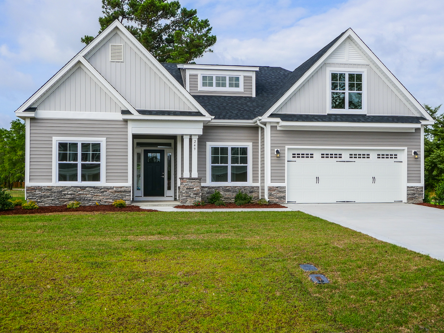 249 W. Craftsman Way - The Cape Fear