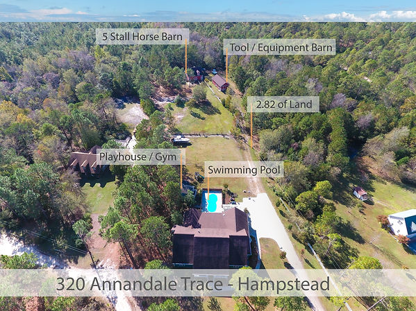 320 Annandale Trace, Hampstead by Christina Block & Associates