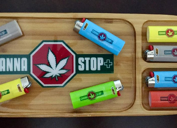 Cannastop Branded Bic Lighters