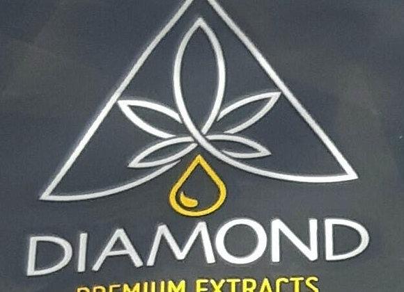 Diamond Extracts Shatter - Super Lemon Haze