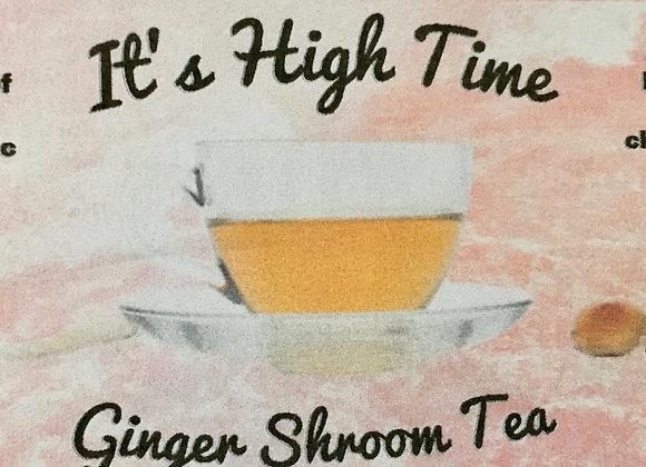 It's High Time Shroom Tea - Ginger