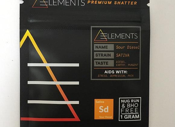 Elements PREMIUM SHATTER - Assorted Flavours