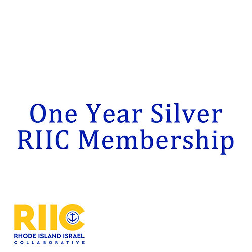 One year Silver Membership