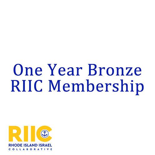 One year Bronze Membership
