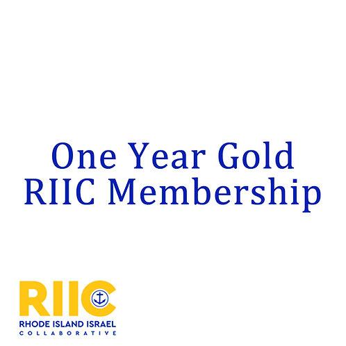 One year Gold Membership