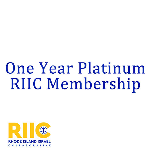 One year Platinum Membership