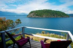 Waterfront private  & Hutt Island