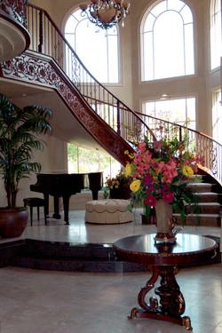 Brathwaite Las Vegas entry stairwell