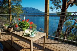 private covered waterfront decks with lounge seat (5)