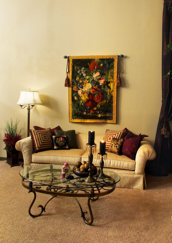 Corrigan living room