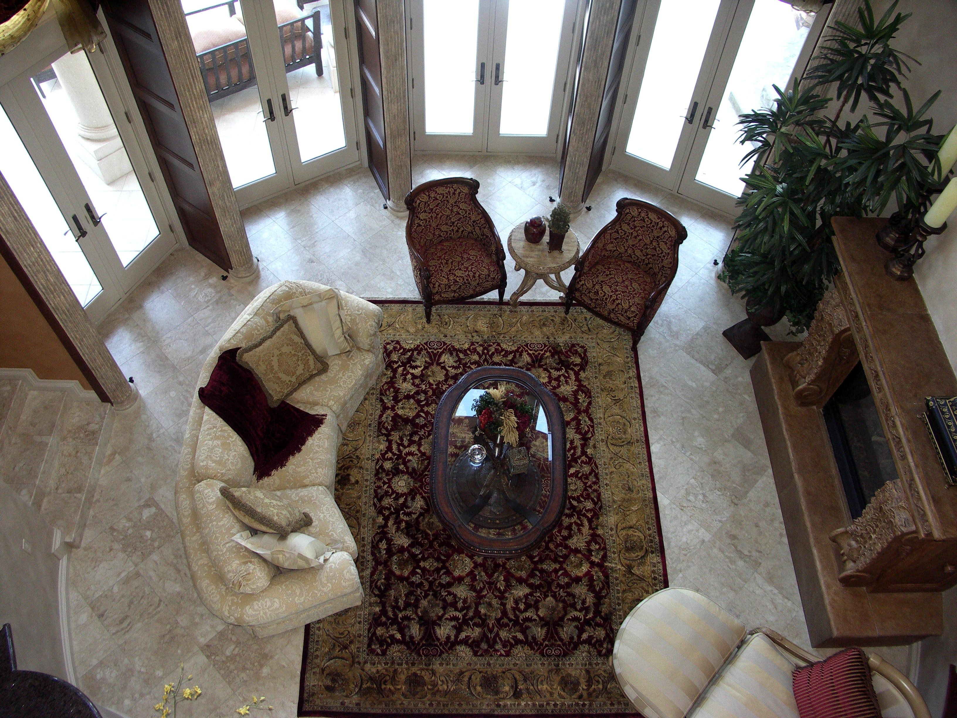 Brathwaite Las Vegas living room (after)