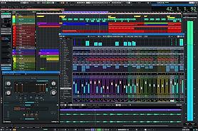 קורס קיובייס אונליין | חלון המיקסר בקיובייס | לימודי יצירת מוזיקה עם קיובייס