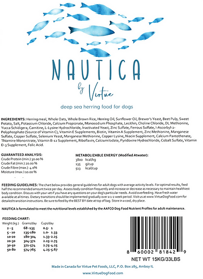 Nautica Deep Sea Herring Formula 33LB