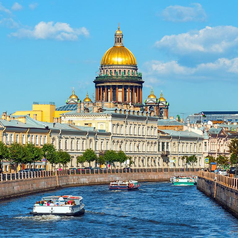 Saint Petersburg - Cultural capital of Russia