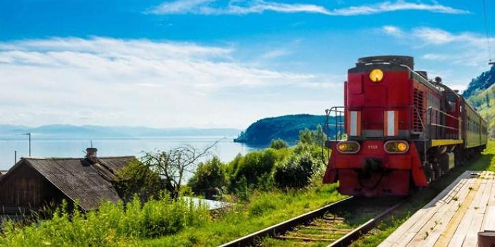 Lake Baikal trip