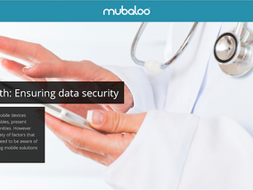 mHealth - Innovative Technology for  a Sustainable Health Service - Part V: Ensuring Data Security
