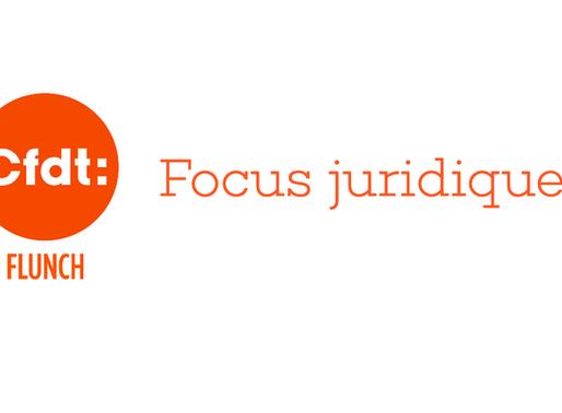 Focus juridique :La durée du travail et l'aménagement du temps de travail
