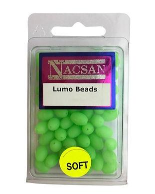 NACSAN SOFT LUMO BEAD GREEN v1 - PPP-RLU