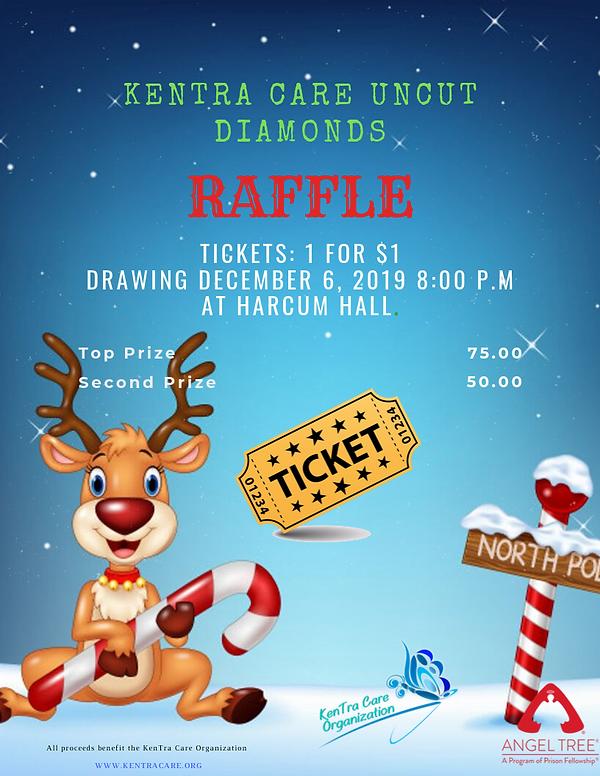 KenTra Care Uncut Diamonds Christmas Raf