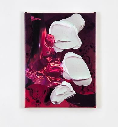 André Hemer, A Hot Mess #3, 2015.