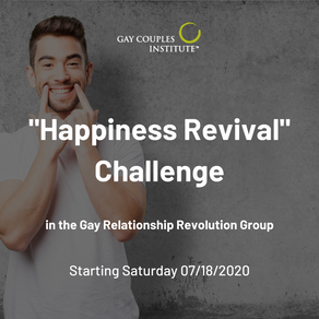 """""""Happiness Revival"""" Challenge"""
