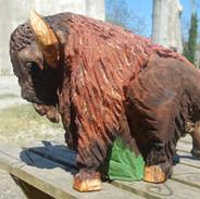 Emblème de la Bière du Bison