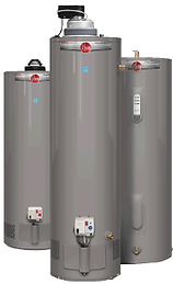 40 Gallon 50 Gallon 75 Gallon Rheem AO Smith Gas Electric Hybrid Heat Pump Hot Water Heater Installation Cost Price Seattle