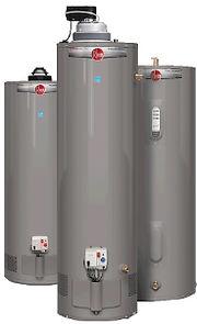 Gas Water Heater Electric Water Heater Hybrid Water Heater Power Vent Water Heater