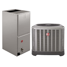 Day and Night Rheem Air Conditioning Central Air System Air Conditioning Unit Air Conditioner Clearance Central AC 3 Ton Unit Air Conditioner Sale Installation Cost Price Seattle
