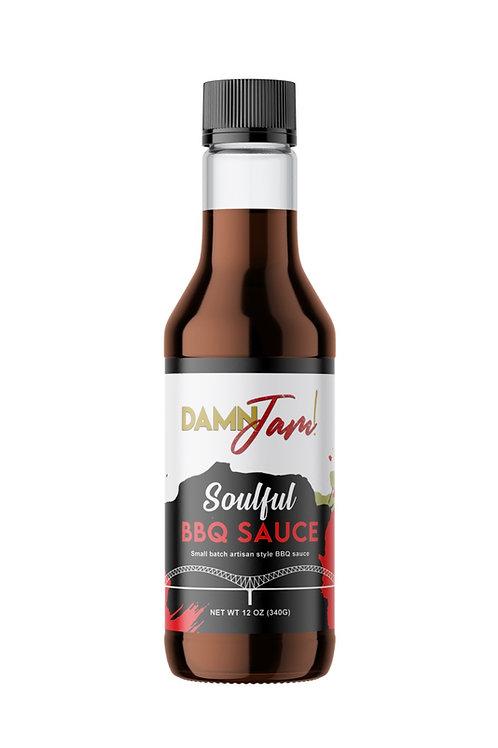 Soulful BBQ Sauce (12oz)