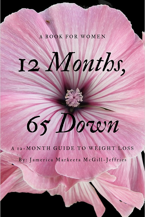 12 Months, 65 Down Workbook