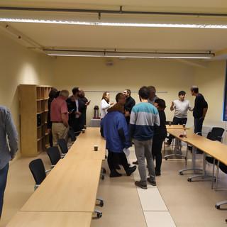 WP - Second International Meeting (Barcelona)