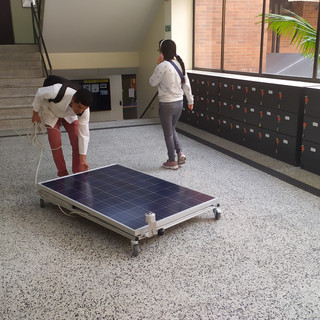 Project: Solar Lab (2020-2021)
