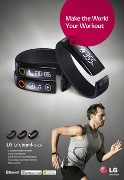 LG Fitness-Band