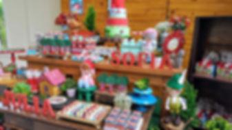 festa chapeuzinho vermelho sofia julia (