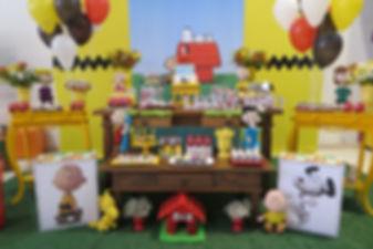 decoração festa snoopy (1) (Personalizad