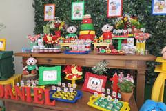decoração festa turma da monica  (3).JPG
