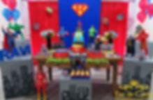 decoracao-festa-vingadores-liga-justica-