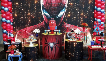 decoração festa homem aranha (7).jpg