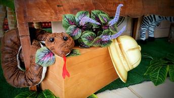 decoração festa mickey safari (4).jpg
