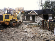 Habitat Project Targets Blighted Homes in Lynmore Estates