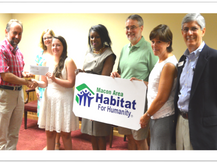 Resident Youth Recognized for Service