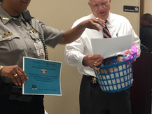 Bibb County Sheriff's Office Thanks Lynmore Estates Neighborhood Leaders