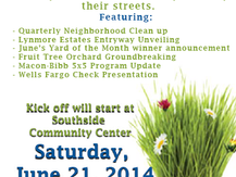 Lynmore Estates Clean Sweep Neighborhood Cleanup