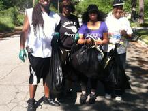 Future Homeowners Neighborhood Cleanup